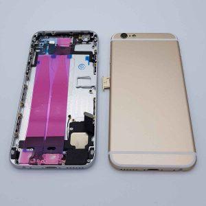 """Complete behuizing voor de iPhone 6 4.7"""" - Goud"""