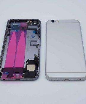 """Complete behuizing voor de iPhone 6 4.7"""" - Zilver"""