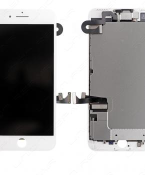 Voorgemonteerde Iphone 7 scherm Wit AAA+ kwaliteit incl. alle onderdelen + reparatiesetje