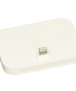 Voor iPhone Lightning compatible Docking station - Wit