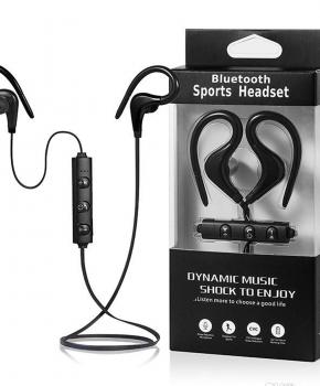 Sport Bluetooth In-Ear headset - Zwart - true stereo