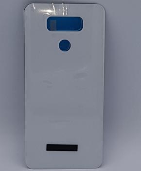 Voor LG G6 achterkant - batterij cover -Wit - originele kwaliteit