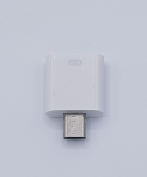 8 pins lightning naar micro usb adapter