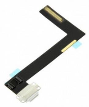 Laad Connector Flex Kabel - Wit - Geschikt voor Apple iPad Air 2