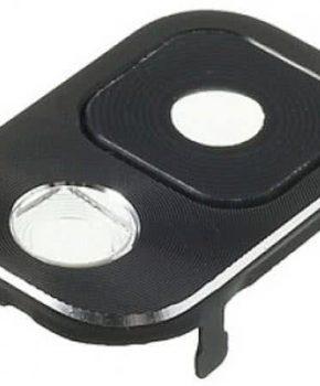 Camera lens cover Zwart met lens - geschikt voor de Samsung Note 3