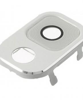 Camera lens cover Wit met lens - geschikt voor de Samsung Note 3 - N900A