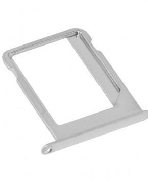 Voor iPhone 4 / 4S  simkaart houder - Zilver