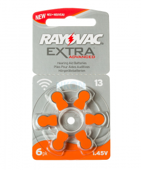 Rayovac Extra Advanced H13 - 6-pack