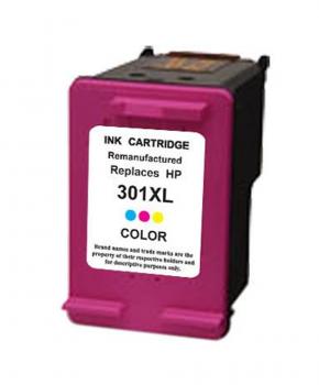 SecondLife - HP 301 XL Color