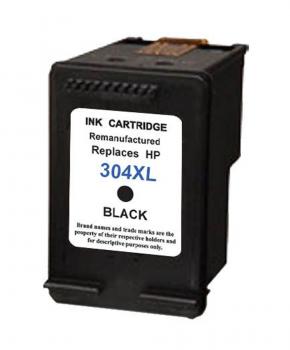 SecondLife - HP 304 XL Black
