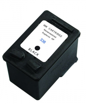 SecondLife - HP 338 XL Black