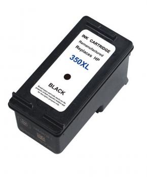 SecondLife - HP 350 XL Black