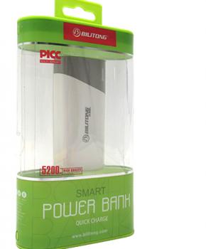 Bilitong Y075 Smart Power Bank - 5200 mAh