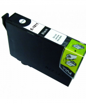 SecondLife - Epson 18 XL Black (T 1811)