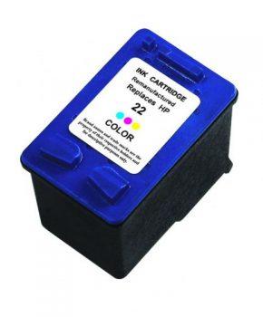 SecondLife - HP 22 XL Color