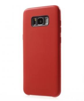 flexibel hoesje  voor de Samsung S8 Plus - rood