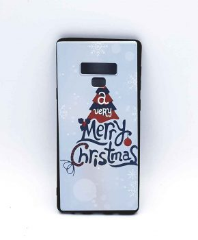Voor Samsung Galaxy Note 9 - kerst hoesje - a very Merry Christmas