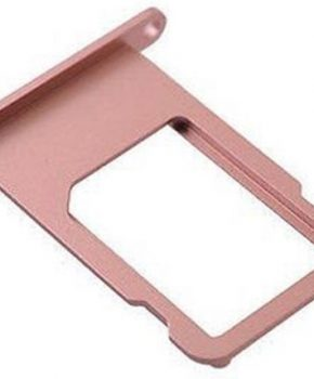 iPhone 6s / 6S Plus Simkaart houder - roze - originele kwaliteit