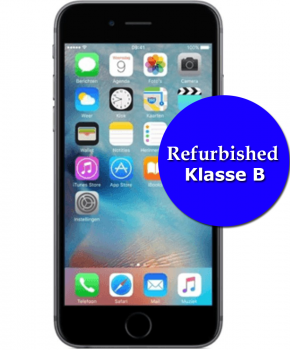 Refurbished – Apple smartphone iPhone 6S – 32GB Space gray – Klasse B – Licht gebruikt
