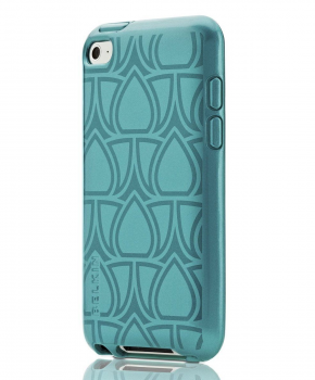 Belkin Ipod Touch 4G TPU Grip-Vue Vapor Lotus Emerald
