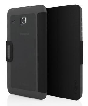 Incipio - Clarion Folio voor Samsung Galaxy Tab E 8.0 (2018 / 2017) - zwart