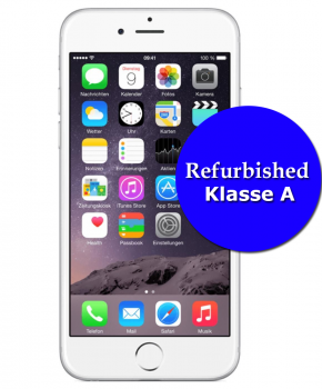 Refurbished - Apple smartphone iPhone 6 - 16GB Wit - Klasse A - Als nieuw