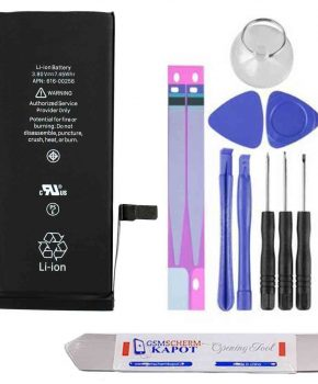 Voor iPhone 7 batterij reparatie kit + USB Charger Doctor voltmeter