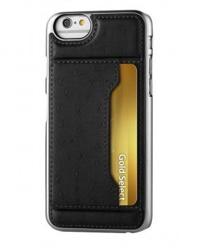 Black Milan voor  iPhone 6/6S - Strong N'Free