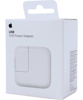 Apple MD-836 iPad charger 12 watt - in verpakking - origineel