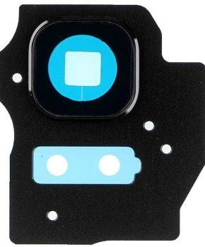Camera Lens Cover - Midnight Black -  inclusief lens voor de Samsung Galaxy S8 + (Plus)