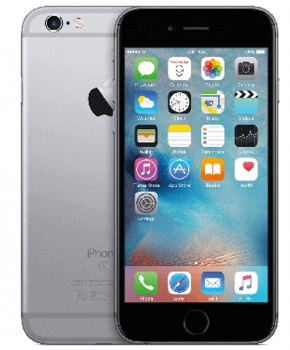 Apple Refurbished iPhone 6S 64GB Space Grey - Remarketed - als nieuw