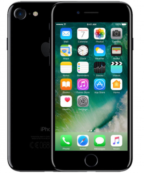 Apple Refurbished iPhone 7 32GB Jet Black - Als nieuw
