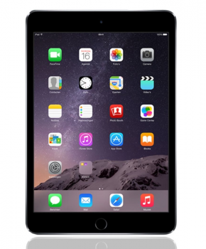 Refurbished Apple iPad Mini 4 Wi-Fi + Cellular (4G) - 128GB - Space Gray