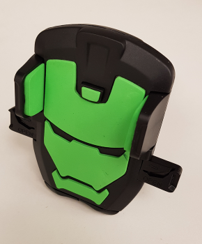 Fiets stuurhouder mobiele telefoon houder standaard beugel - groen/zwart