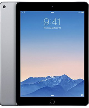iPad Air 2 16GB Zwart Wifi + 4G - Refurbished  klasse A