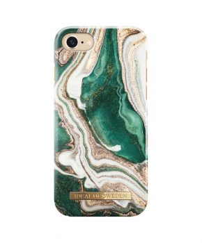 iDeal Fashion Case Golden Jade Marble iPhone 8/7/6S