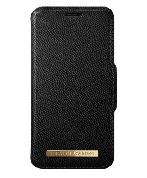 iDeal Fashion Wallet Black iPhone XR