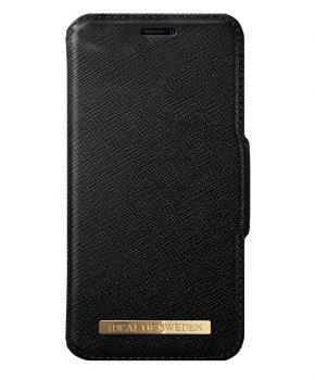 iDeal Fashion Wallet Black iPhone XR