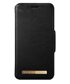 iDeal Fashion Wallet Black iPhone XS/X
