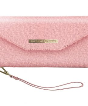 iDeal Mayfair Clutch Pink iPhone XS/X