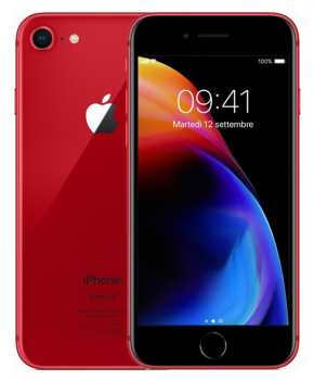 Apple iPhone 8  64GB | Red Edition | Als Nieuw