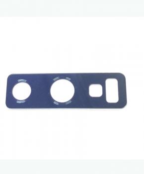 Voor Samsung Note 9 achtercamera lens glaasje - Blauw