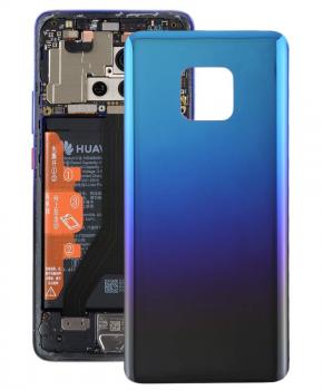 Batterij Cover - achterkant - voor de Huawei Mate 20 Pro -Aurora-paars