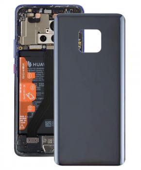 Batterij Cover - achterkant - geschikt voor de Huawei Mate 20 Pro -zwart