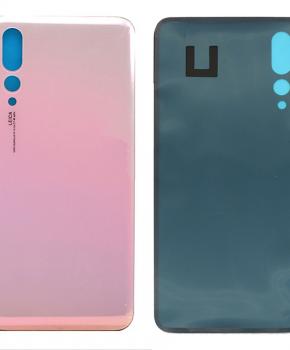 Batterij Cover - achterkant - geschikt voor de Huawei P20 Pro -Roze