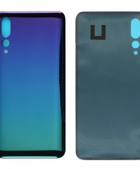 Batterij Cover - achterkant - geschikt voor de Huawei P20 Pro -Aurora-Paars