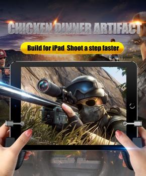PUBG draadloze R9 Gamepad  Joystick voor Ipad