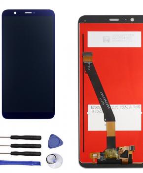 Display scherm voor de Huawei P smart - zwart