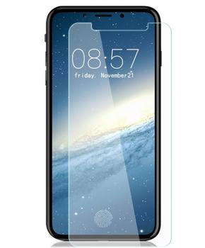 iPhone X /XS tempered glass - glazen screenprotector 9H 2.5D 0,3 mm