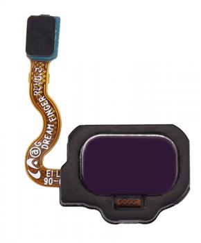 Voor Samsung S8 / S8 Plus Home button - Purple